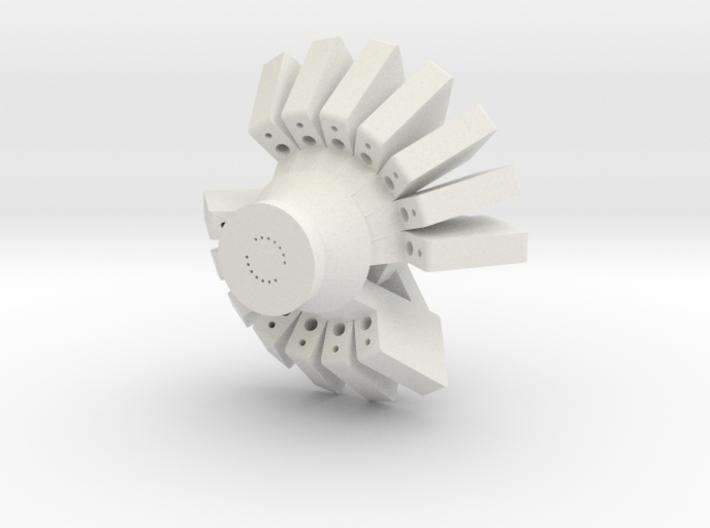 Microdrive base 3d printed