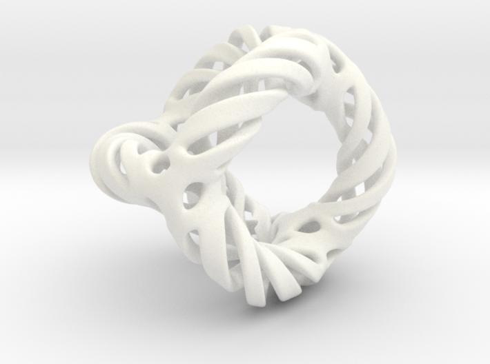 Spiral cutospheroid 3d printed