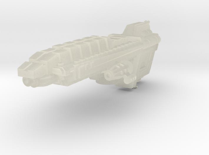 Javelin Patrol Cruiser (Fleet Scale) 3d printed