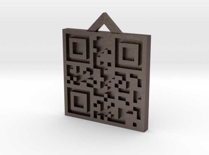 QRCode -- www.tausenthal.de 3d printed