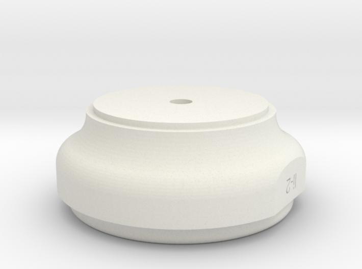 WAX Pot Lid 2 of 2 3d printed