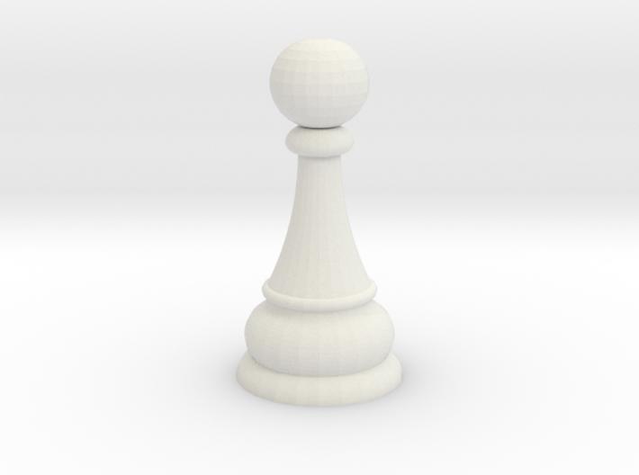 ldb3 pawn 3d printed