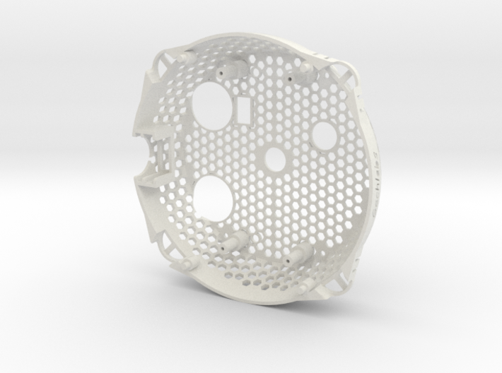 Lower Shell Lightweight ARDrone 1.0 3d printed