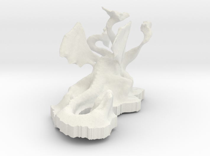 Dragon3 3d printed