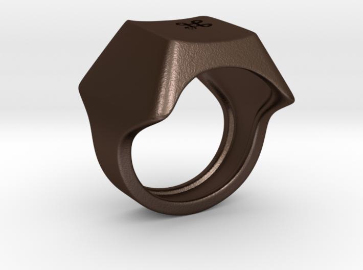 Keyboard Ring 3d printed