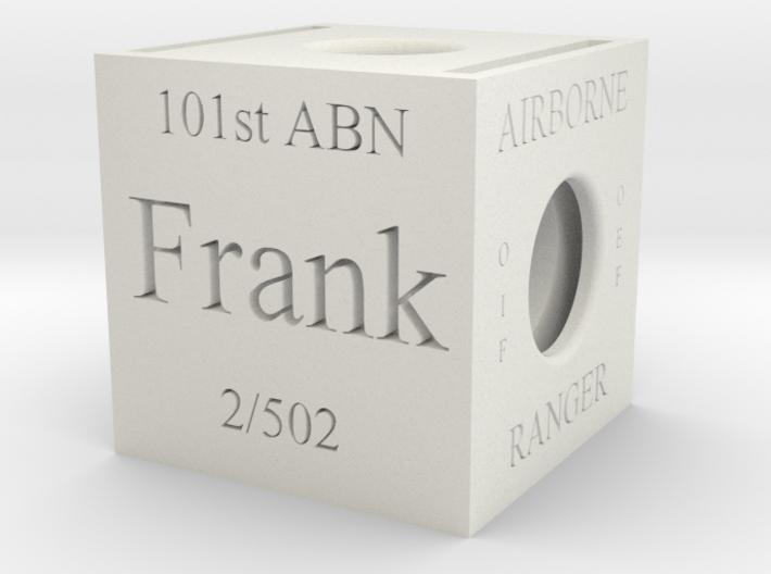 Veteran Box 3d printed