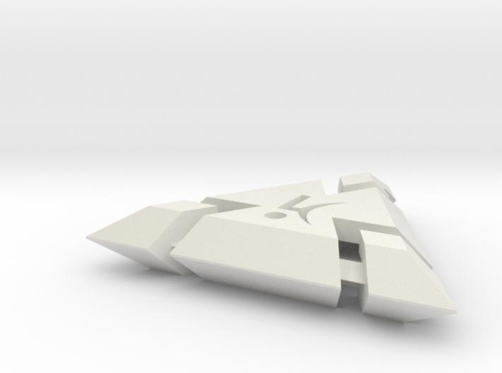 Trignometric Implant 3d printed