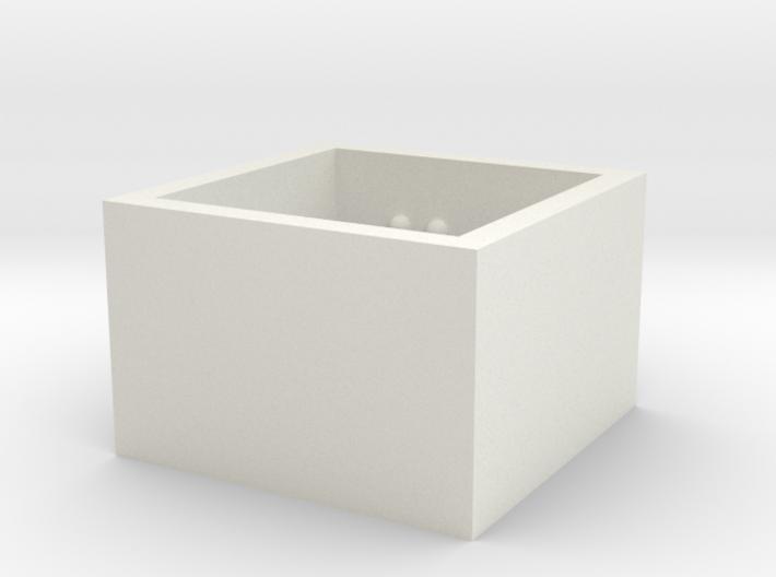 squareRing_CarpeDiem_Int_18mmx15mm 3d printed