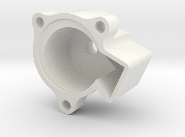 07 suzuki oversize oil pump housing 3d printed