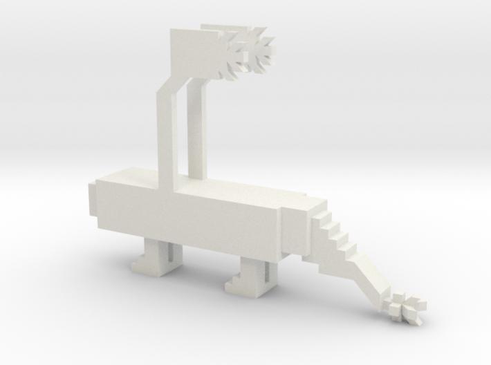Bubbie's Dragon 3d printed