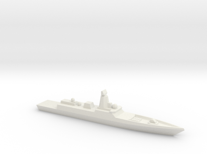 Project 22350 1:1800 3d printed