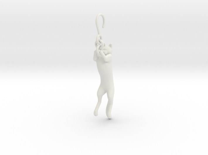 Cat Earing1 3d printed