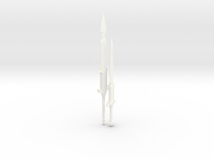 ACC-04-Swords  6-7inch 3d printed