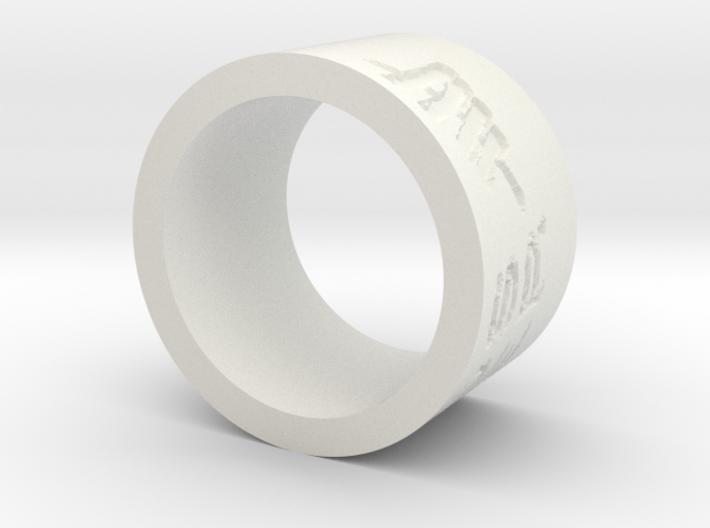 ring -- Thu, 26 Dec 2013 23:03:59 +0100 3d printed