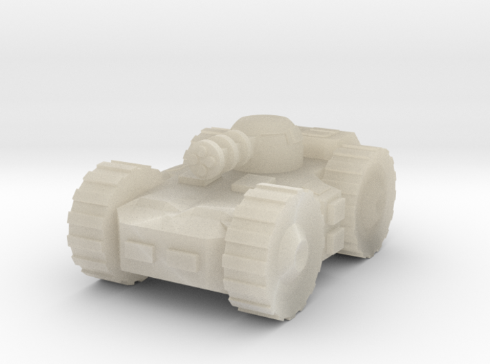 CCN 'Cestus' Light Tank 3d printed