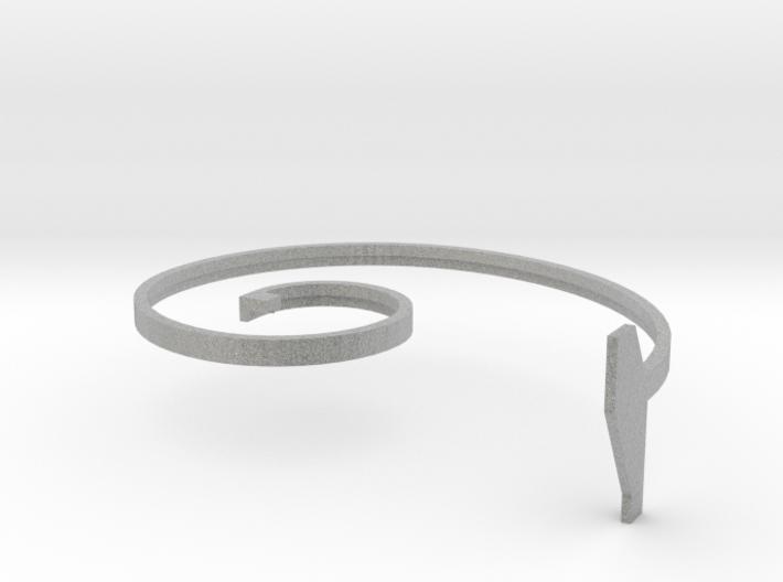 spiral press_2 3d printed