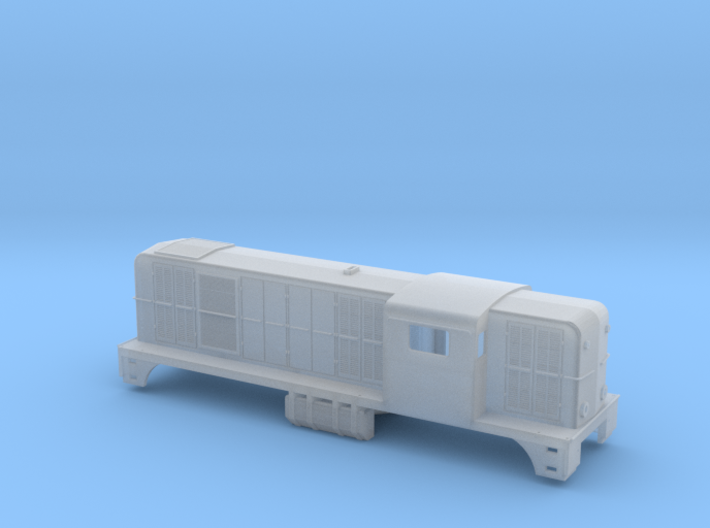 N 2400 NS Atlas/Arnold donor 3d printed