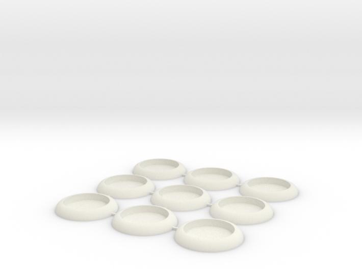 30mm Socket Base 3d printed