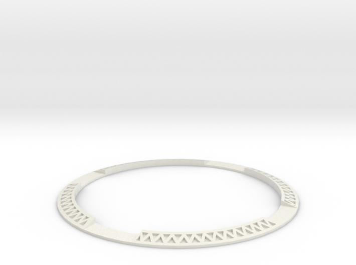 Jumanji Inner Ring 3d printed