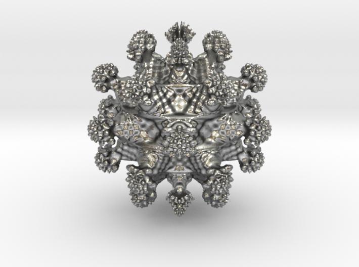 Juliabulb z^6 3d printed