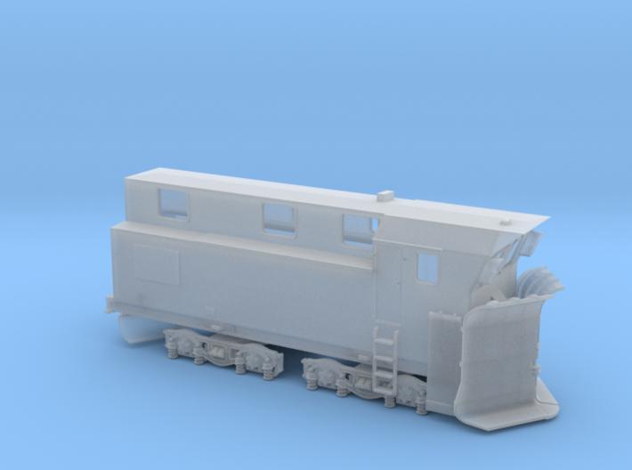 TT-Schneepflug Meiningen 3d printed