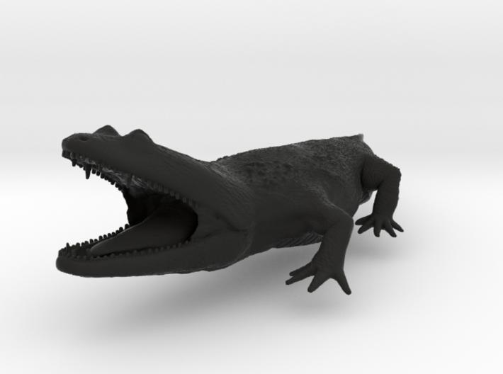 METOPOSAURUS SOLID 3d printed