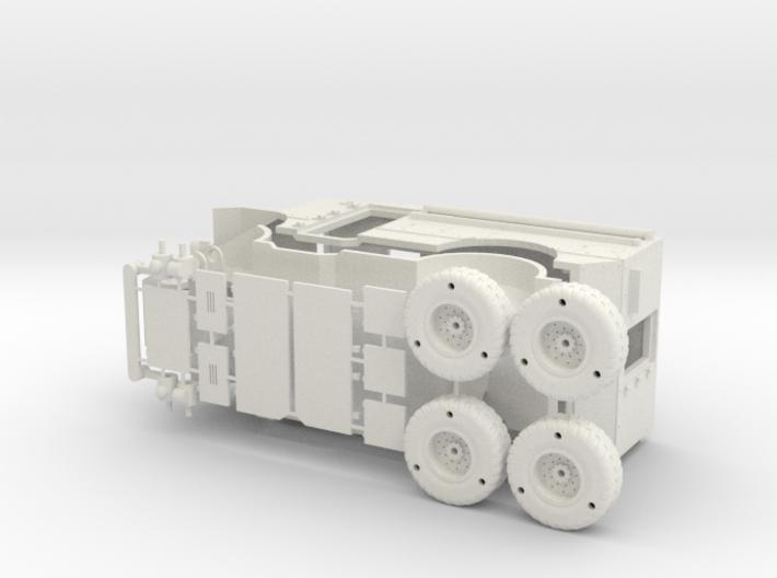 Guy Lizard Model - Single print 3d printed