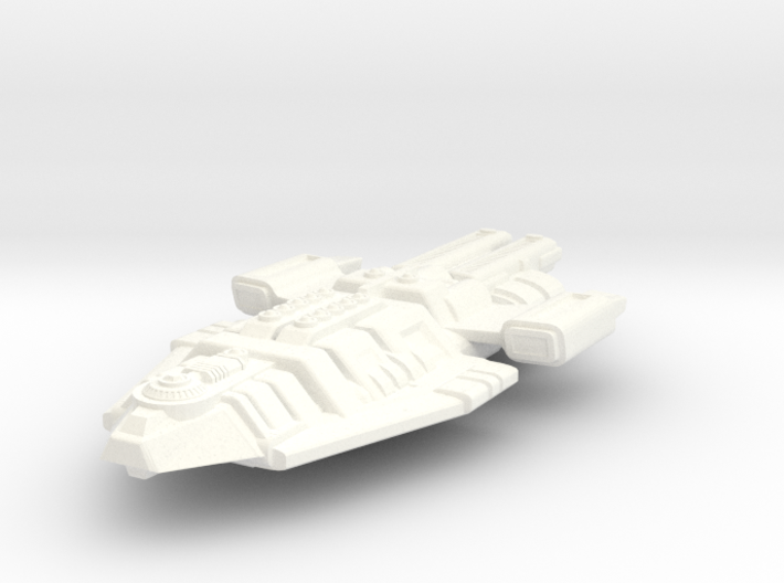 Starship Larger 3d printed