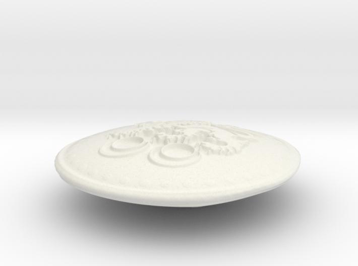 Cavanaugh Shield 3d printed