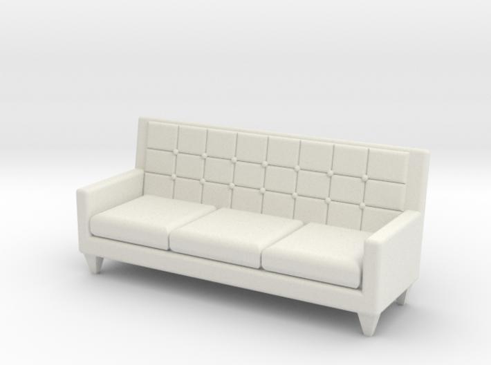 1:36 60u0027s Sofa 3d Printed