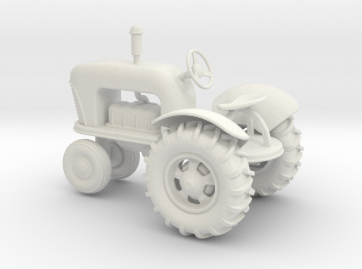 tractor 3d printed