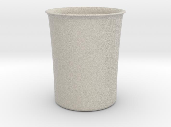 goblet 01 3d printed