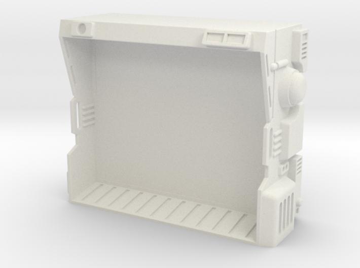 CP06 Sensor Display Tank (28mm) 3d printed