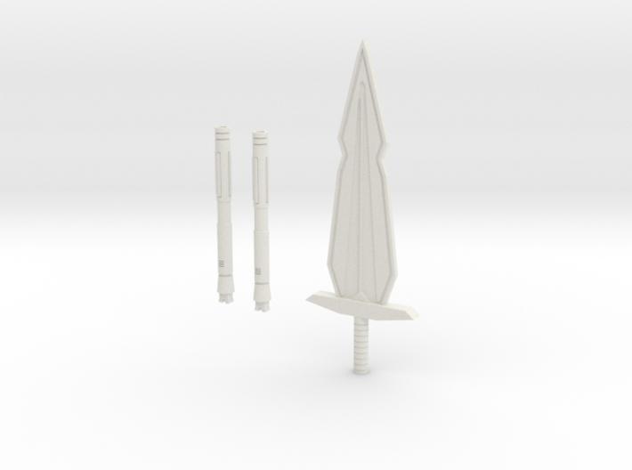 Sunlink - Stronghold Upgrade Kit v2 - TFCon 3d printed