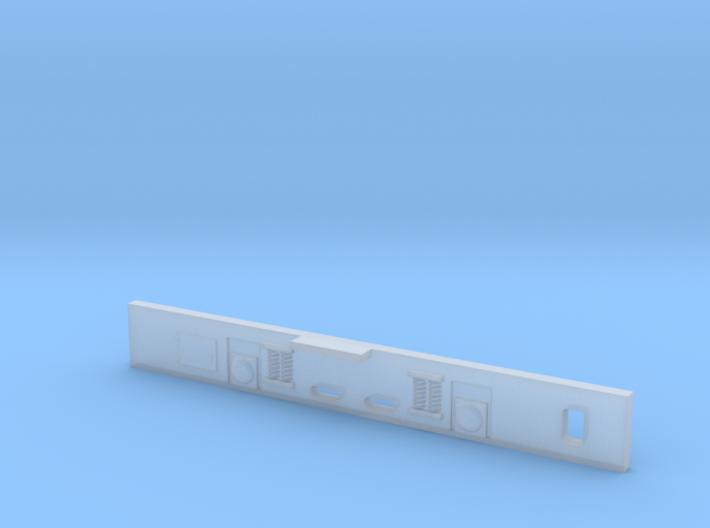 boxcab SIDEFRAME HOn30 3d printed