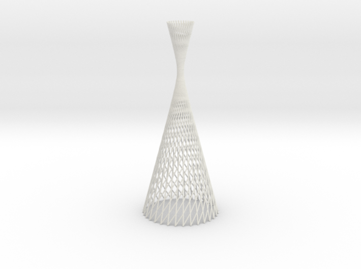 lightform | hyperboloid revolution 3d printed