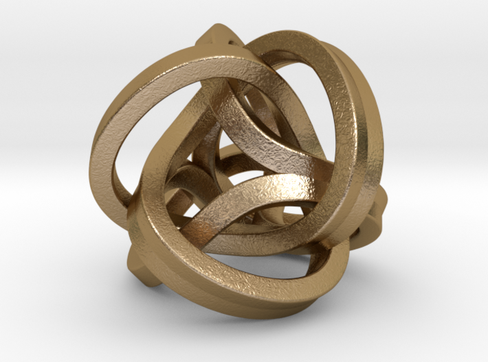 In Gold we trust 3d printed