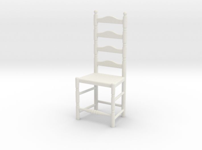 1:24 Lad Chair 7 3d printed