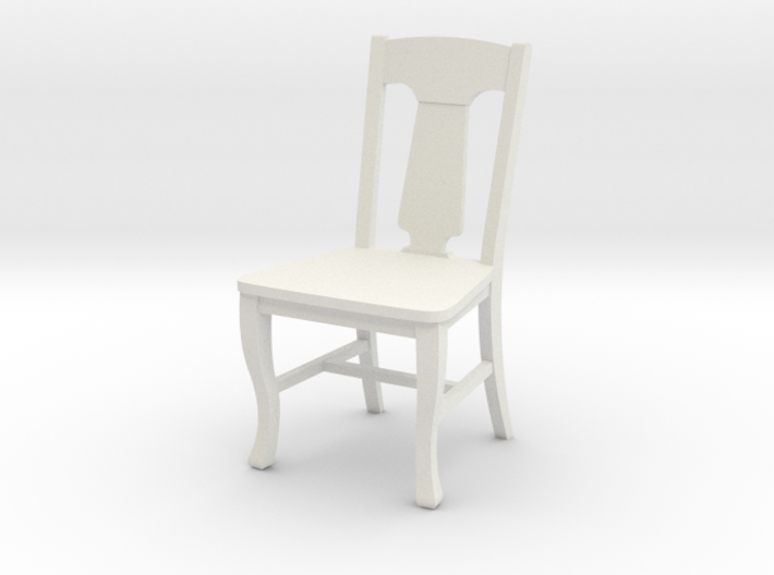 1:24 Urn Chair (Not Full Size) 3d printed