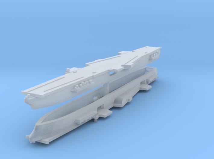 CVA-58 1:6000 x2 3d printed