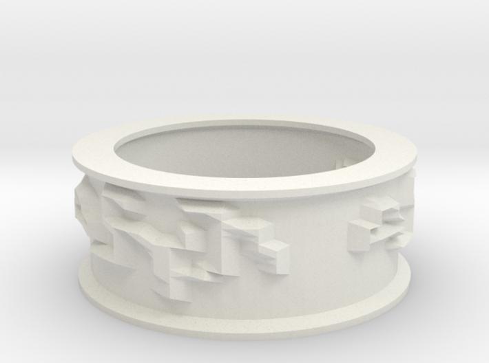 by kelecrea, engraved: ASynn 3d printed