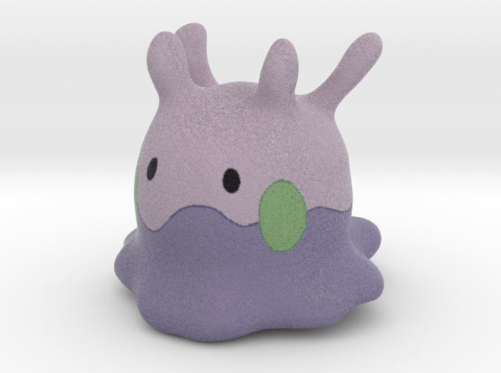 Goomy 3d printed
