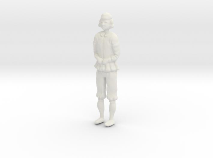 """Papegojan"" stern decoration statue 3d printed"