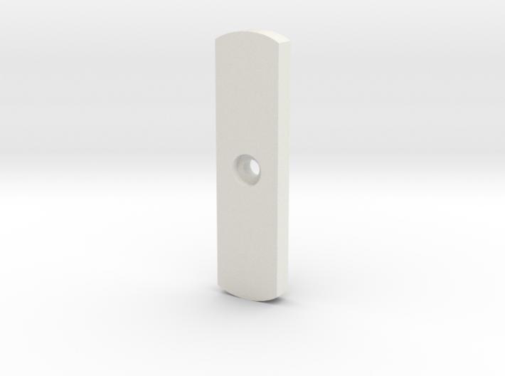 MaceWindu Belt Buckle Lever 1.0 3d printed
