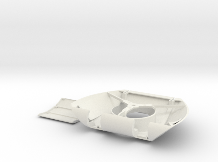 Fantom LA Vent3 Ducted 3d printed