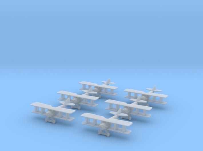 1/350 SPAD 13 (x6) 3d printed