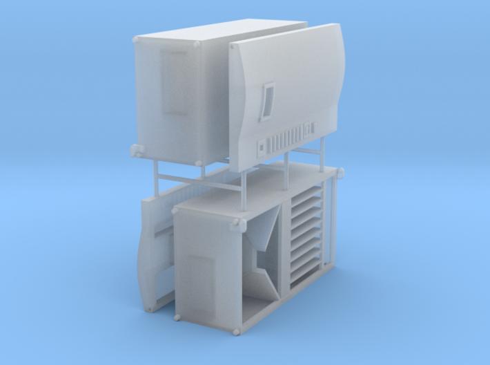 1:55 Scale Soda Machine 3d printed