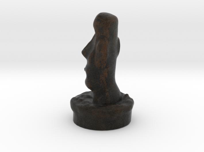 Easter Island Head Statue 3d printed