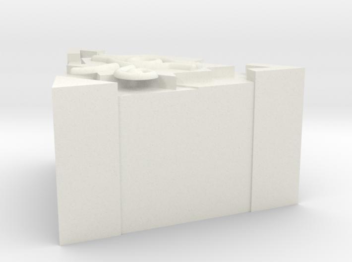 Millennium Puzzle 3d printed