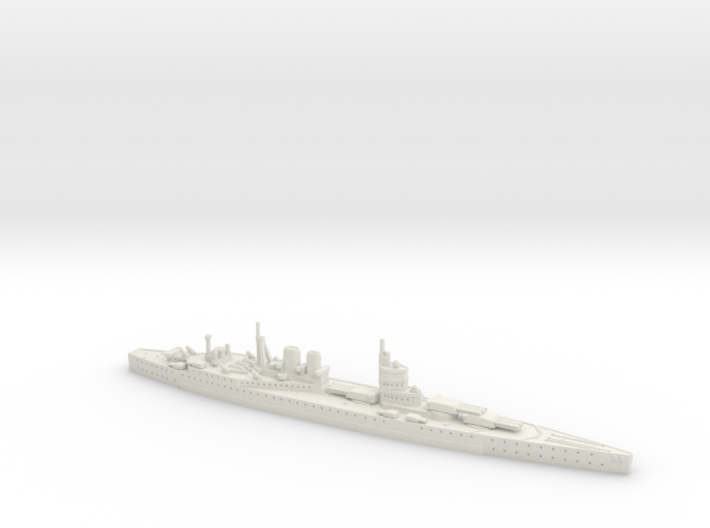 HMS Invincible (G-3) 1/1800 3d printed